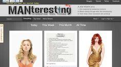 Manteresting, a Pinterest for men.