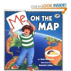 Great book for introducing maps