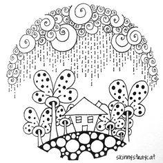 Art drawing Doodles