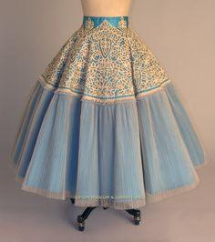 Skirt, Tina Leser Original, c. 1955