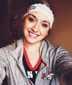 Denver Broncos Lace Headband on Etsy