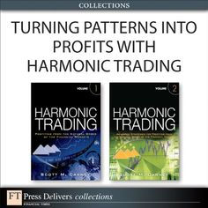 Free Book - Turning Patterns into Profits with Harmonic Trading, a collection of titles by Scott M. Carney, is free in the Kindle store and from Barnes & Noble, courtesy of publisher FT Press.