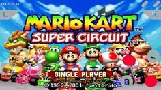 Mariokart Super Advance Emulator GPSP v0.07(1) Update For S60v5