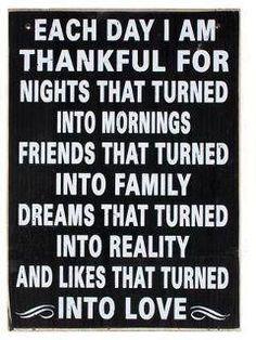 Be thankful :)