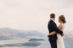 A bride surprised her groom with a helicopter ride to the most beautiful place in the world. The photos will blow your mind.
