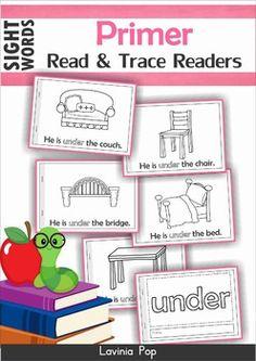 FREE Primer Readers