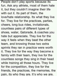That part about to coaches is so true shout out to my top three coaches Missy, coach Neil and coach Henry
