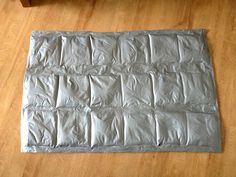Making a weighted blanket for Sensory Processing Disorder