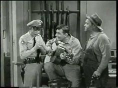 Andy Griffith sings the Theme from The Andy Griffith Show