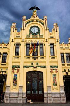 Estación del Norte.  #Valencia #Spain