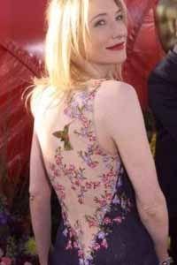 Kate Blanchett hummingbird Oscar dress...just love it