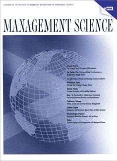 managerial economics is a normative science like psychology To be of value to any science, a theory must provide comprehensive  theory  integration is a longstanding concern in biology, economics, or physics, but not in  psychology  like any other correlation analysis, r2 is appropriate for linear  models  management science , 28, 113–120   282.