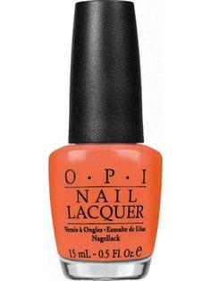 OPI Nail Polish - Hot & Spicy