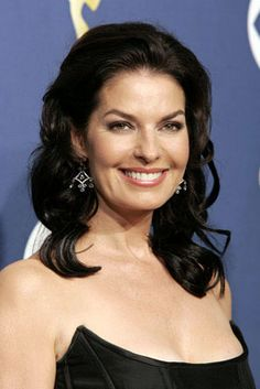 Sela Ward.  Who watched Sisters?  Loved her in that.