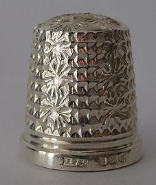 Vintage Thimbles - Silver Thimble Gifts