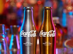 Coca Cola x Daft Punk