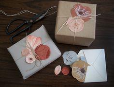 Kelsey Garrity-Riley Illustration: Martha Stewart Craft Dept - Valentine Florals