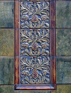 Tree of Life Tile Design