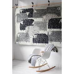 chairs, art, rafa kid, kid rooms, finland, blankets, quilt display, country, sheep blanket