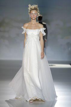 Victorio & Lucchino Barcelona Bridal Week vestidos 2014