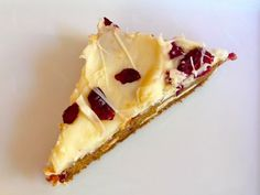 Recipe for Starbucks Cranberry Bliss Bar...must try!
