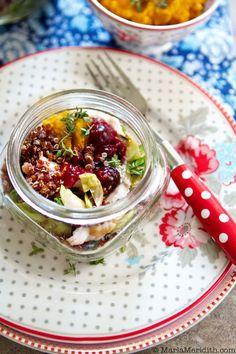 Thanksgiving in a Jar | Leftovers Recipe | FamilyFreshCooking.com