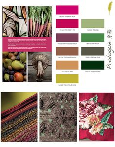colors for Fall/Winter 2014 | Fall Winter 2013-2014 Fashion Trends – Color and Fiber in Women's ...