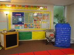 Great site for classroom decorating ideas.