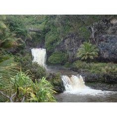 7 Sacred Pools( Hana, Maui HI)