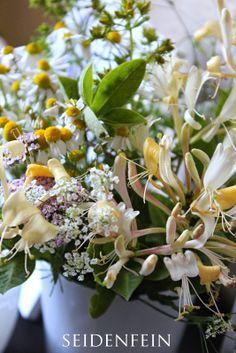 seidenfein 's Dekoblog : Wiesenblumen