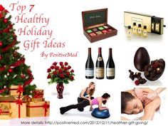 top 7 healthy holiday gift ideas