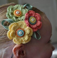 it's spring headband by lolajaes on Etsy, $20.00