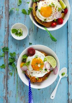 Mouth watering eggs dishes that are perfect for an Easter brunch
