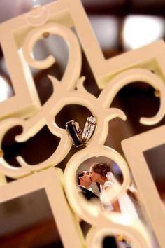 uniti cross, ceremony pictures, unity cross, uniti ceremoni, ring pictur, candles, cross ring, bliss, ceremoni pictur