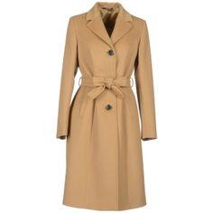 EFFE GRINTA Coat ($450) found on Polyvore