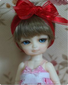 OOAK Hujoo Baby Ted ABS basic Custom doll. by Candy Smoothie, via Flickr