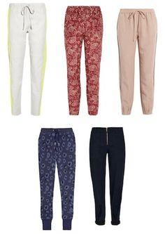pregnancy fashion comfort: drawstring pant