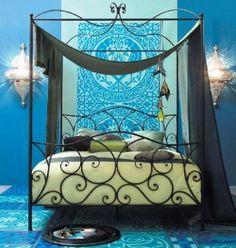 "Canopy ""Arabian Nights"". I love this"