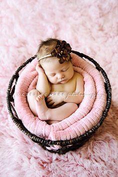 Baby pose