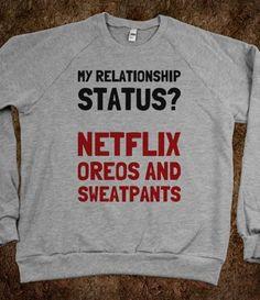My relationship status?