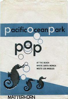 Pacific Ocean Park ● Santa Monica, CA
