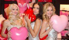 Victoria's Secret: Sevgililer günü New York organizasyonu! [Magazin TİMİ]