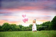 3 year old summer birthday picture. Washington DC Family Photographer