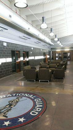 National Guard (Wichita, KS) #NationalOffice #FurnitureWithPersonality
