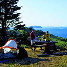 The Bay Area's Angel Island escape