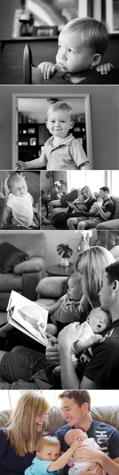 newborn + family. #lifestyle #newborn #photography