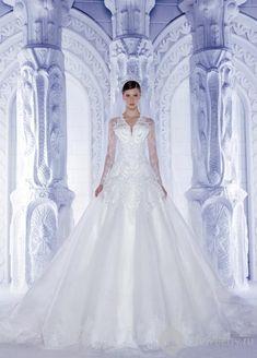 Michael Cinco Haute Couture #Wedding Dresses