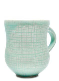Crosshatch Mug