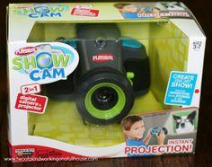 Holiday Gift Guide - Playskool Showcam Digital Camera + Giveaway