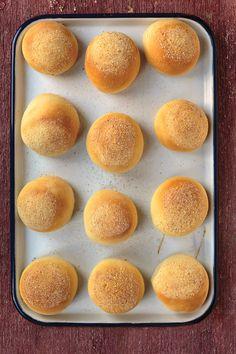 Pan de Sal (Sweet Filipino-Style Bread Rolls)   SAVEUR